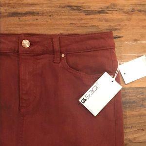 • Joe's Jeans Denim Pencil Skirt •